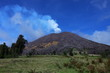 Leinwanddruck Bild - Volcan Turrialba