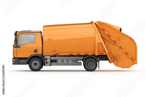 Müllfahrzeug kaufen
