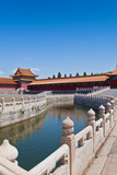 Bridge in Forbidden City