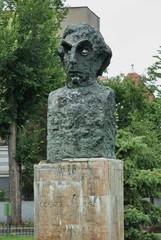 busto di bronzo
