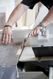 Using machines in joinery poster