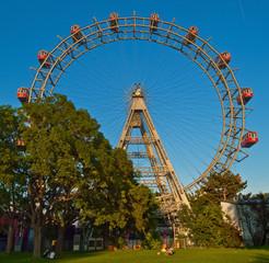 Das Riesenrad Wien