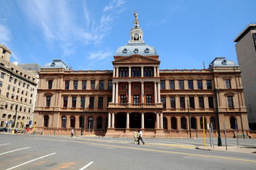 South Africa - Justizpalast