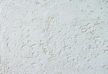 Wandputz weiss Textur
