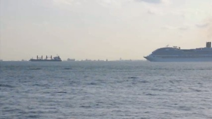 Transport in Marmara Sea with Steamboat