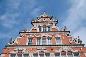 Bürgermeister-Hintze-Haus in Stade