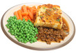 Shepherds Pie with Vegetables
