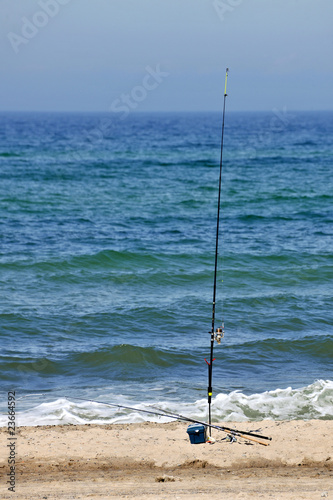 fishing seaside