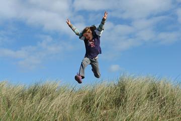 saut de joie