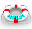 Help - Life Preserver