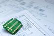circuit board and circuit diagram