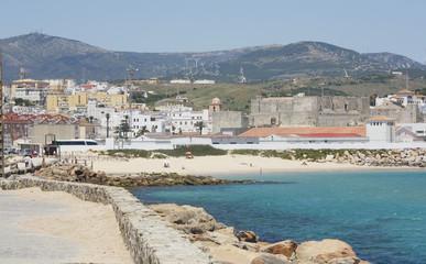 vista de Tarifa, Cádiz