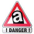 Danger, risque d'amiante