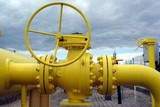 yellow pipes and valve - 23673199