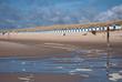 Strandhütten auf Texel