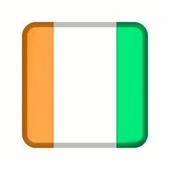 animation bouton drapeau côte d'ivoire