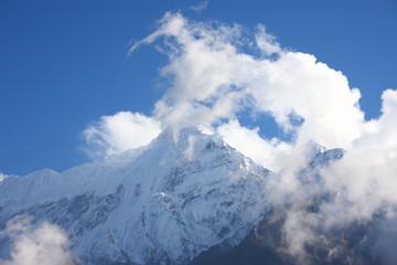 Nilgiri and Blue Sky
