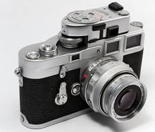 Leica M3 mit R Leicameter