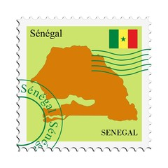 mail to/from Senegal