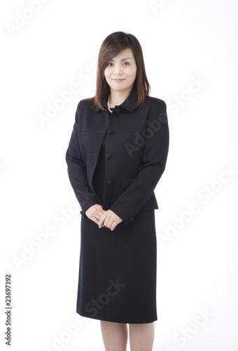 40代母親