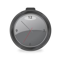 Orologio Digitale Nero