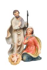 Giuseppe, Maria e il bambin Gesù