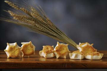 Pardulas - Dolce tipico pasquale con ripieno - Sardegna