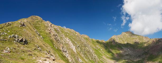 panoramica dal monte Tonale