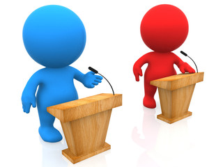 3D debate