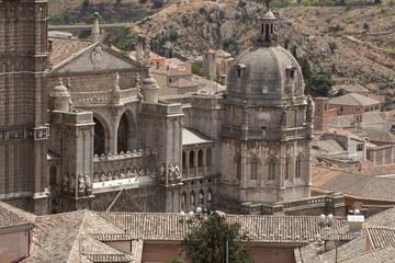 Città medievale, Centro storico e cattedrale