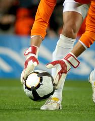 Portero de futbol