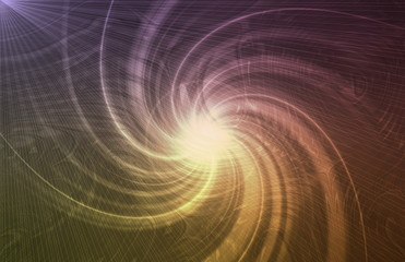 Abstract Vortex Background Texture