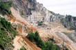 Carrara Marmor Steinbruch - Carrara  marble stone pit 12