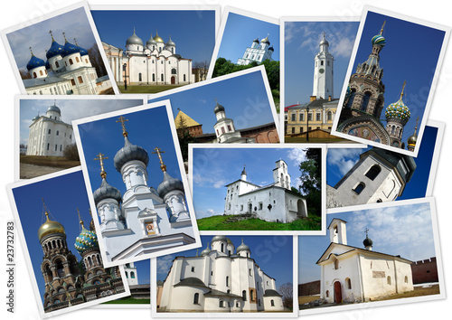 Ancient orthodox churches