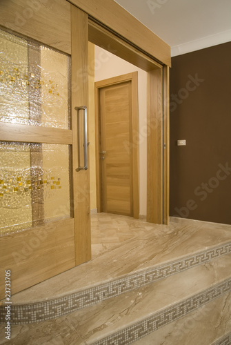 luxury designed door