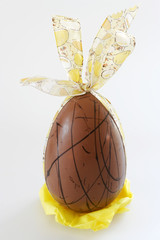 Pâques-Oeuf Chocolat