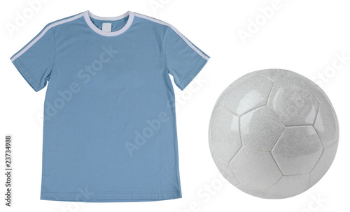 poster of Sport items. Isolated
