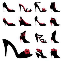 fashion woman shoes