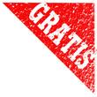 Stempel GRATIS im Grunge-Look