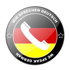 Hotline Wir sprechen Deutsch