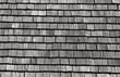 hintergrund aus grauen dachschindeln