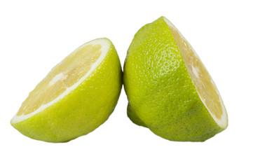 un limone a metà