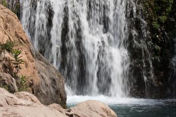 Wasserfälle in Krk, Kroatien