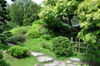 Jardin japonais traditionnel