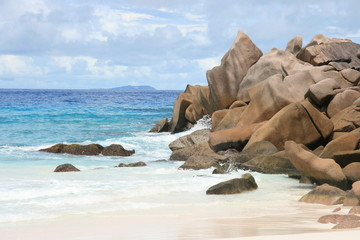Grand Anse LaDigue 3