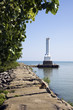 Huron Harbor Lighthouse