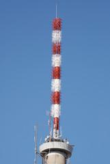 Antenas transmisoras de TV