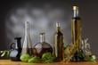 Olio d oliva ed erbe