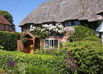 Thatched Village Cottage