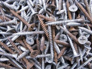 old screws